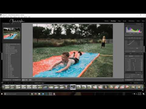 Editing Workflow - Mike Wade of Rural Life Photography