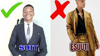 Suit up like THE MAN|| How to …