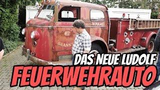 Ludolfs Privat: Ein Feuerwehrauto für die Ludolfs TEIL 3
