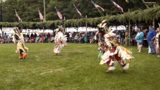 Schemitzun 2014 Jason Lamb Memorial Grass Dance Special Song 2