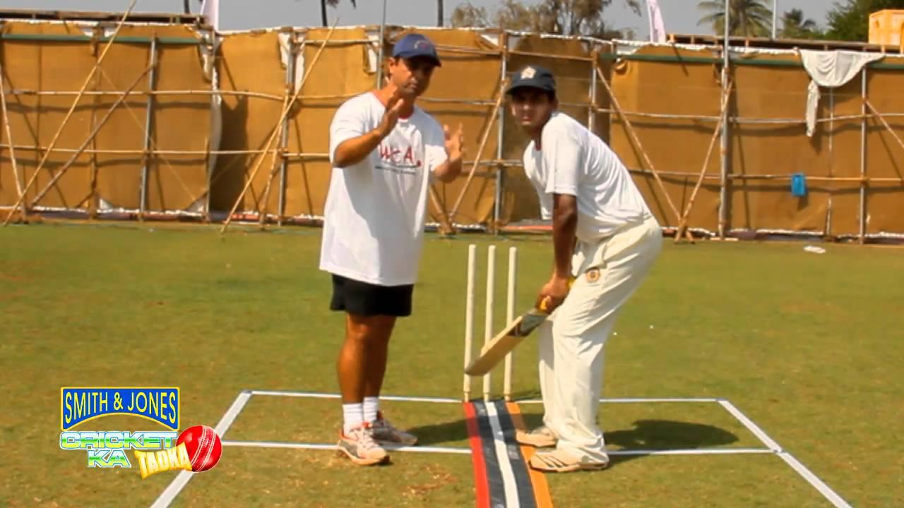 Sachin tendulkar cricket batting stance