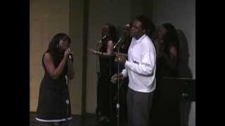 """HEAVN MUST'VE SENT YOU FROM ABOVE"" FROM MUSICAL ABOUT MARVIN GAYE AND TAMMI TERRELL (LIVE!)"