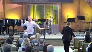 A Biblical Basis For Healing – Dr. Randy Clark (November 4, 2017 - Saturday Afternoon)
