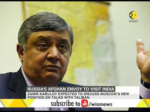 Russia to send its Afghanistan special envoy to India