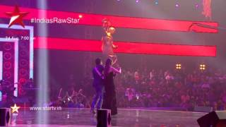 India's Raw Star Web Exclusives: A beautiful performance by Darshan!