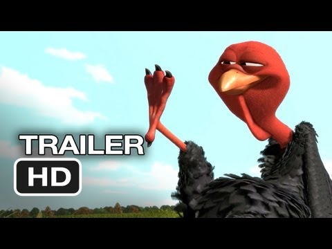 Thumbnail: Free Birds Official Trailer #1 (2013) - Owen Wilson Animated Movie HD