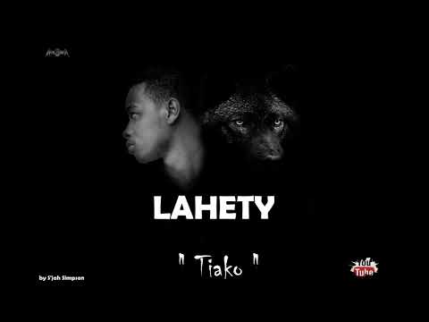 Lahety - Tiako [Audio Officiel]