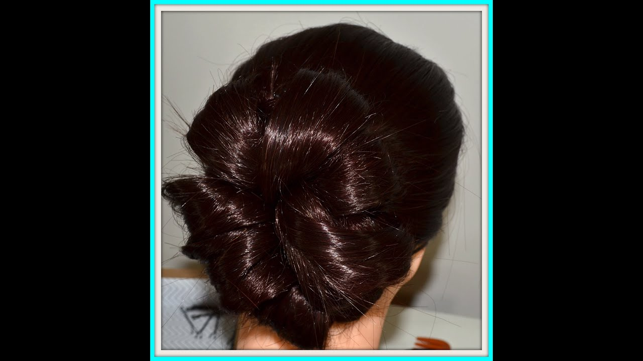 Easy prom wedding hairstyles heatless hairstyle updos for medium easy prom wedding hairstyles heatless hairstyle updos for medium long hair tutorial how to updo junglespirit Choice Image
