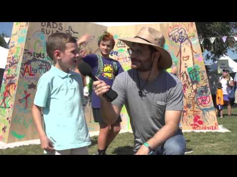 Byron Interviews the Youth