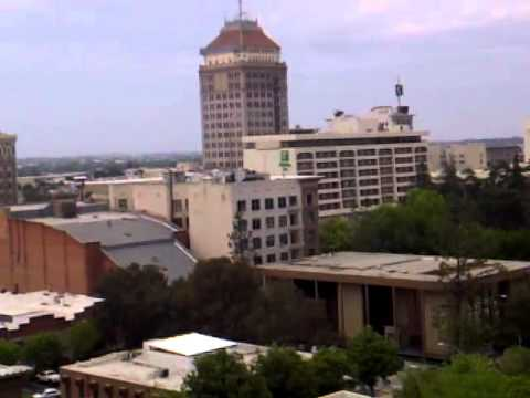 Downtown Fresno CA 2012