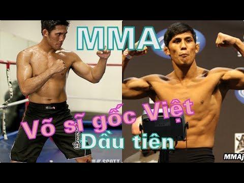 Nam Phan - Võ sĩ gốc Việt đầu tiên mang Việt quyền đạo thi đấu tại MMA  thế giới