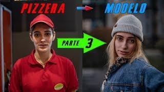 CAMBIO RADICAL 3: de Pizzera a Modelo 📷