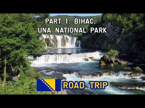 Bihać, Una National Park (Štrbački buk waterfalls) 🇧🇦
