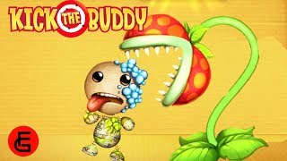 Random Weapons VS The Buddy #8  | Kick The Buddy | Android Games 2018 Gameplay | Friction Games
