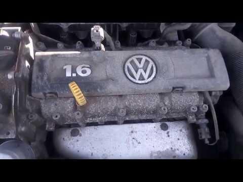 Стук в двигателе Поло Седан