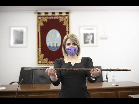 Noelia Rodríguez, nueva alcaldesa de Ribadavia