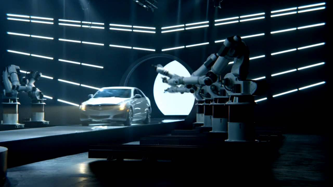 July Cadillac Tv Commercial Youtube