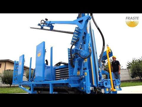 New Fraste MULTIDRILL XL 170 Water Well Drilling rig