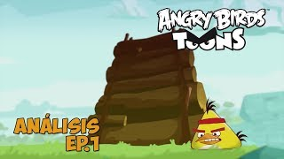 Angry Birds Toons - Análisis Episodio 1