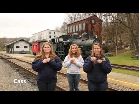 Country Roads (American Sign Language)