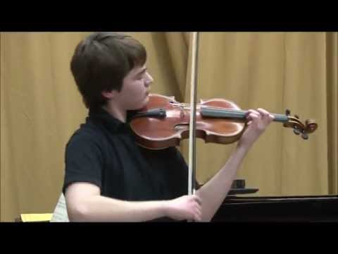 Mendelssohn Concerto in E Minor (Complete Work) by Nathan Meltzer
