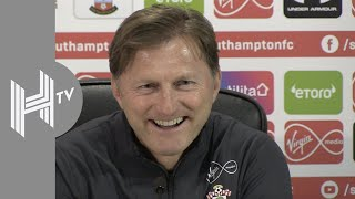 Ralph Hasenhuttl: I get the best out of Nathan Redmond by criticising him!