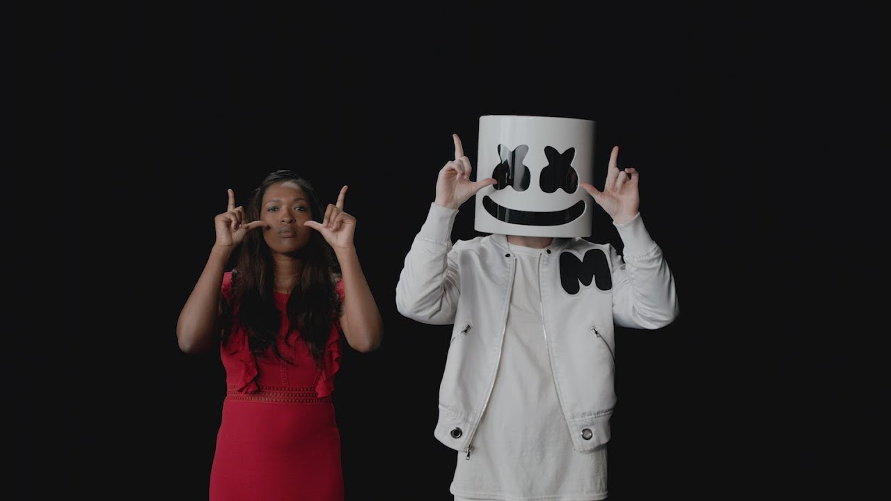 Marshmello x Juicy J - You Can Cry (Ft. James Arthur) (Sign Language Video)
