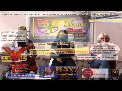 Afrika Deutschland AFROTAK TV cyberNomads Black German Kultur Kunst Medien Decolonial Africa ARCHIVE