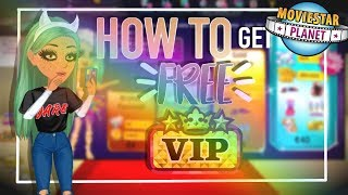 HOW TO GET FREE VIP ON MSP *NOT PATCHED* // 2018