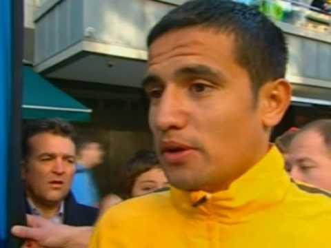 World Cup 2010 team profile - Australia