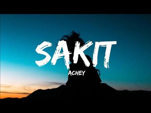 Achey - Sakit (Lyrics)