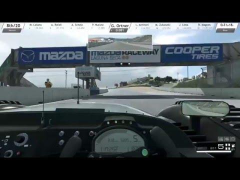 RaceRoom | RD Club - Multiclass @ Laguna Seca