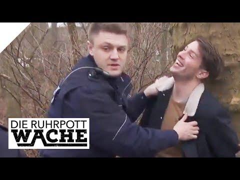 Badesalz - die neue Droge! Wagt er so den Überfall? | #Smoliksamstag | Die Ruhrpottwache | SAT.1 TV