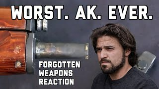 FORGOTTEN WEAPONS' CURSED AK