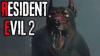 Собаки Зомби! RESIDENT EVIL 2 BIOHAZARD RE2 Deluxe #5 Парковка и морг в резидент ивел 2 AP