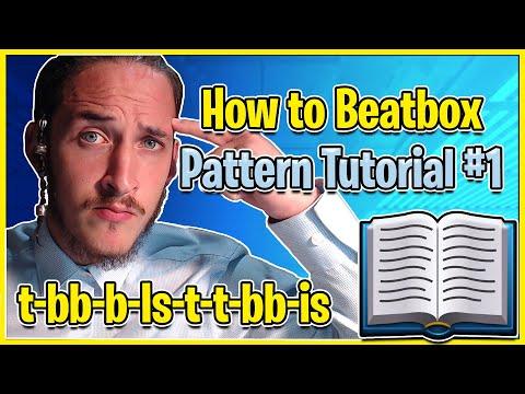 Beatbox Pattern Tutorial 1