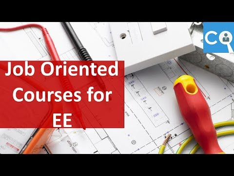 Job Oriented Courses for Electrical Engineers