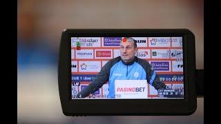 Michel Der Zakarian avant MHSC vs AS Monaco