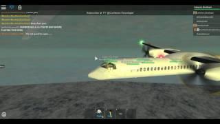Roblox-Delta Airlines Q400