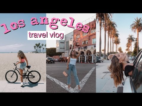 LOS ANGELES TRAVEL VLOG | Top Things To Do In LA