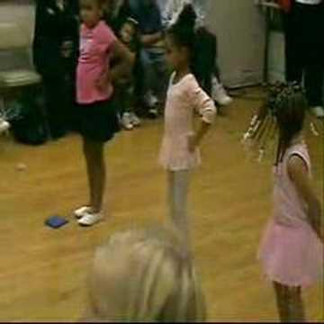 Janan's simba dance