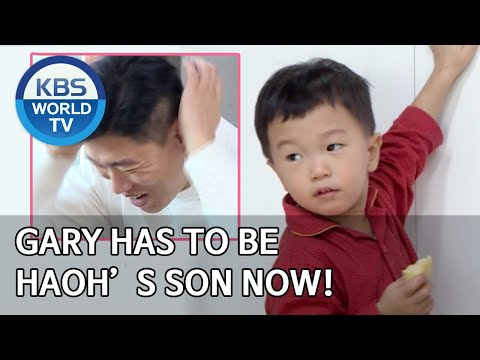 Gary has to be Haoh's son now! [The Return of Superman/2020.05.10]