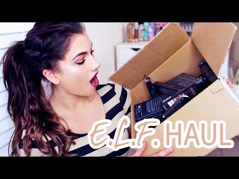 E.L.F Makeup Haul! | My First Impressions