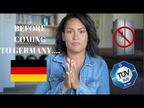 THINGS TO KNOW BEFORE COMING TO GERMANY