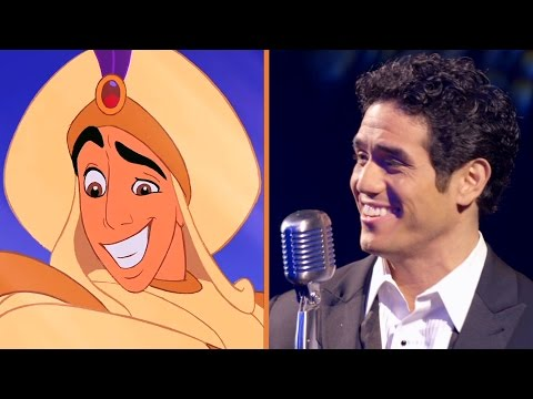 Come Fly With Me  Frank Sinatra   Aladdin on Broadway Cast  Disney Sessions