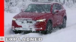 2019 Mazda CX-5 SUV Explained