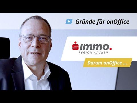 S-IMMO Region Aachen | onOffice Software
