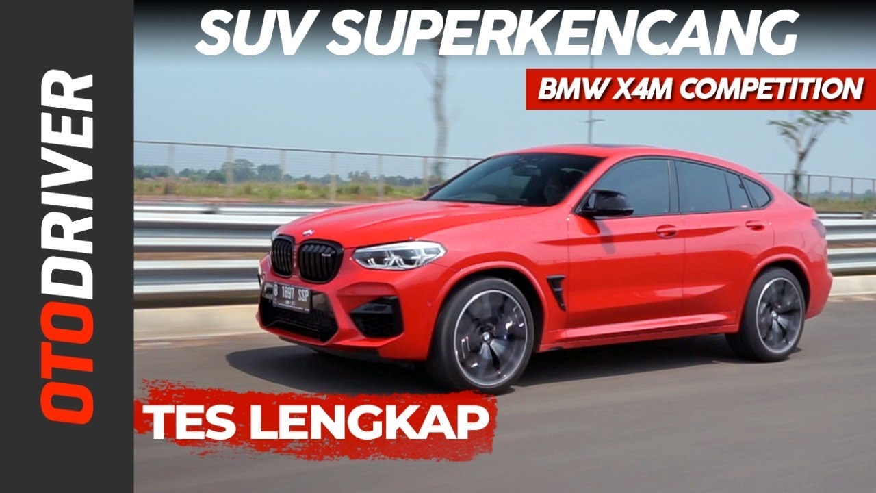 BMW X4M Competition 2020 | Review Indonesia | OtoDriver