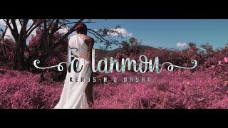Keros-N Ft. Dasha - Fè lanmou (Clip officiel )