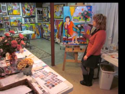 artist Stacie Flint